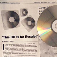 THIS CD IS FOR RESALE! - Law Offices of William E. Maguire, Specializing In Trademark and Copyright Law, TrademarkEsq, TMEsq