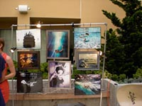 2010 Raw Art Show - Law Offices of William E. Maguire, Specializing In Trademark and Copyright Law, TrademarkEsq, TMEsq